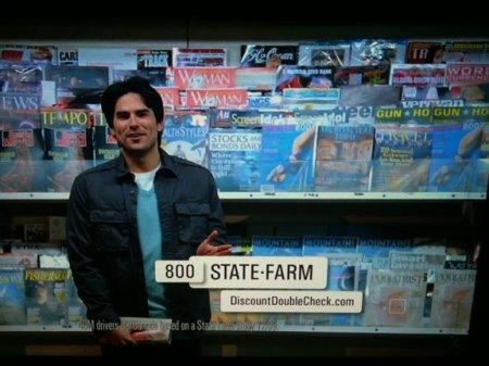State Farm TV ad