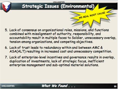 Strategic Issues, slide 2