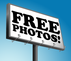 Free photos!